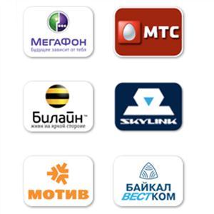 Операторы сотовой связи Каргополя