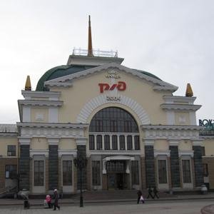 Железнодорожные вокзалы Каргополя